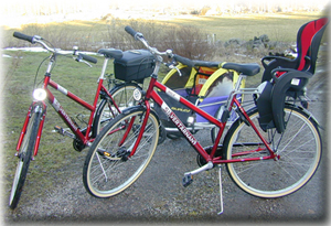 Cykla, Fietsen, bicycle