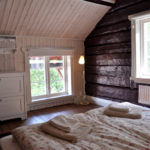 Slaapkamer Old Cottage 2