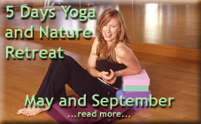 5 Days Yoga and Nature retreat
