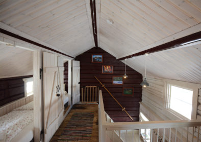 The Old Cottage Hall way 01